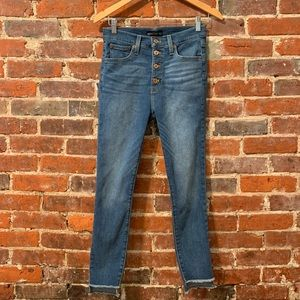 J. Crew Mercantile Skinny Jeans